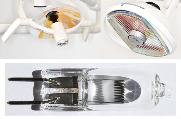Leuchtmittel für Siemens Sirona M1/ E Sirolux S OP/ Sirolux Fantastic (OP-Lampe)